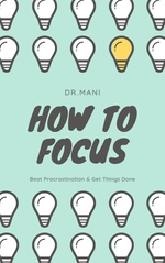 How To Focus Book Cover