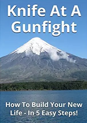 Get Dr.Mani's Knife At A Gunfight Book